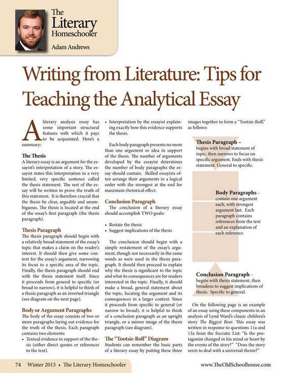 Buy Analytical Essay Online